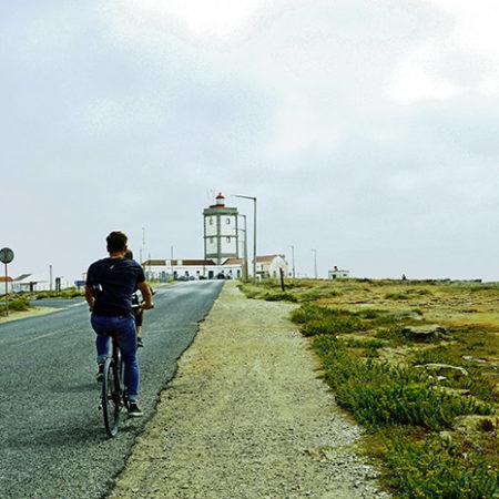 Oeste Road Trip Cabo Carvoeiro Peniche Silver Coast Tours Portugal, uguer de Bicicletas
