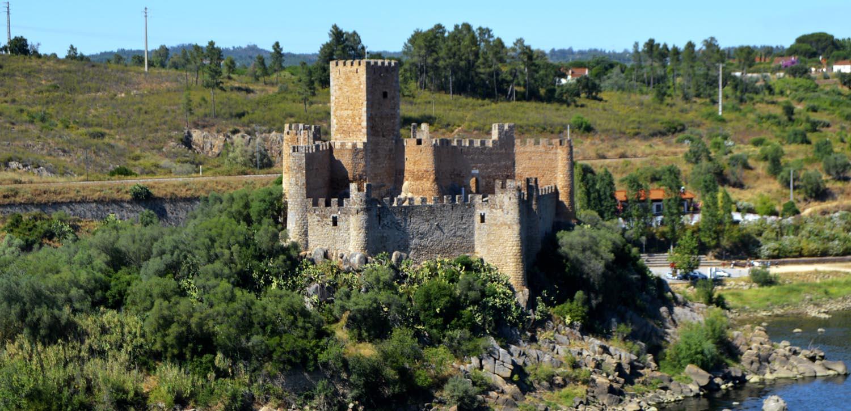 Silver Coast Travelling, Castelo de Almourol, Almourol