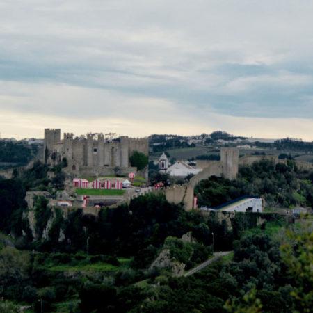 Silver Coast Travelling, Castelo de Obidos, Oeste Road Trip