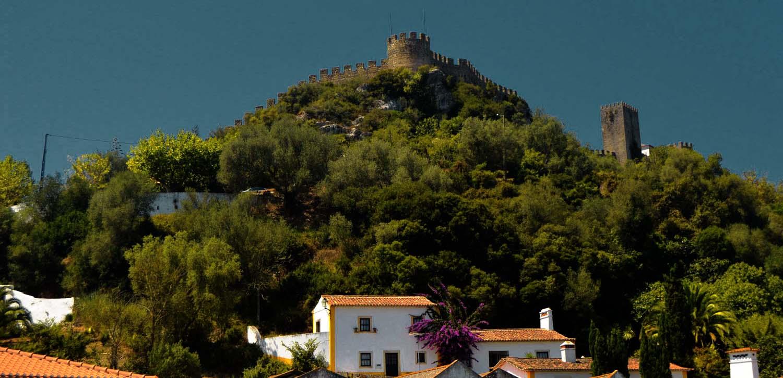 Silver Coast Travelling, Castelo de Obidos, Obidos