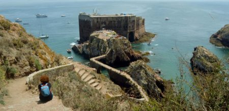 Silver Coast Travelling, Forte S. Joao Baptista, Berlenga, Tour do Oeste, Peniche