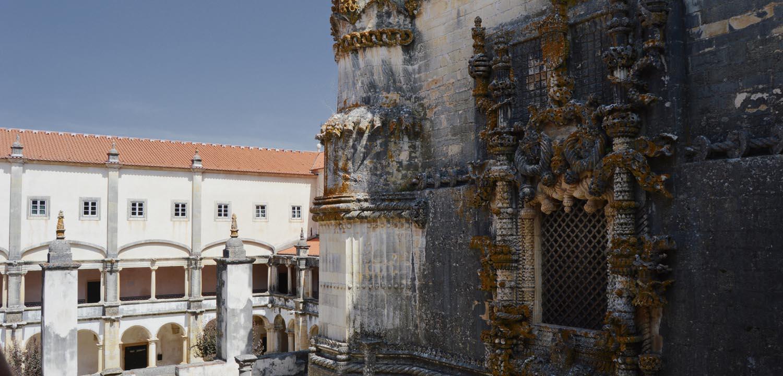 Silver Coast Travelling, Janela do Capitulo, Convento de Cristo, Tomar