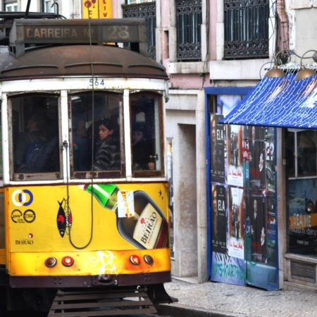 Silver Coast Travelling, Lisboa City Tour