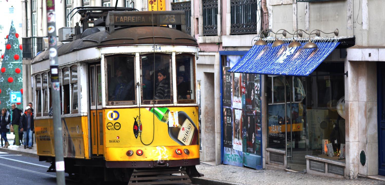Silver Coast Travelling, Lisboa City Tour