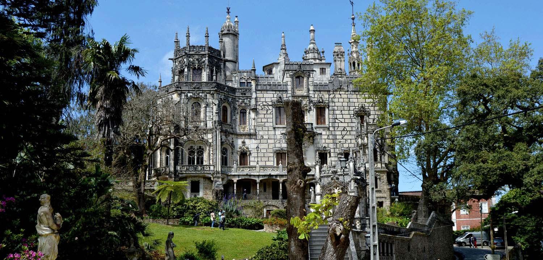 Silver Coast Travelling, Palacio da Quinta da Regaleira, Sintra