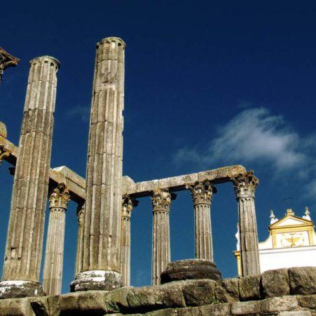 Silver Coast Travelling, Templo de Diana, Evora