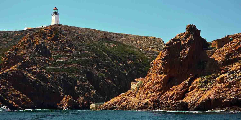 Silver Coast Travelling Tours Berlengas Peniche 2019